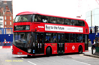 Route 390, Metroline, LT13, LTZ1013, Centre Point