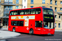 Route 172: Brockley Rise - St. Paul's