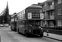 Route 214, London Transport, RM583, WLT583, Parliment Hill Fields