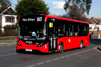 Route B13: Bexleyheath, Shopping Centre - New Eltham
