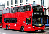Route 415, Abellio London 2520, YX15OWJ, Elephant & Castle