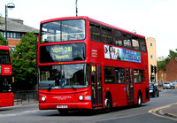 Route 281, London United RATP, TA211, SN51SYO, Hounslow