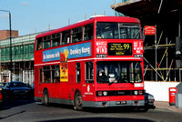 Route 99, London Central, T679, OHV679Y, Woolwich