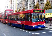 Route 189, Metroline, DLD48, R148RLY, Oxford Street