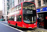 Route 87, Go Ahead London, WVL105, LX03EXV, The Strand