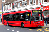 Route K2, London United RATP, DE59, SK07DXG, Kingston