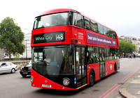 Route 148, London United RATP, LT128, LTZ1128, Hyde Park Corner