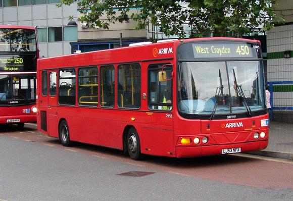 London Bus Routes Route 450 Lower Sydenham West