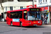 Route 193, Go Ahead London, DMN14, LT52WUO, Romford