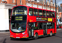 Route 333, Go Ahead London, WVL13, LG02KHL, Brixton