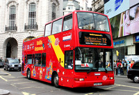 Arriva Sightseeing, DLP246, Y546UGC, Piccadilly Circus