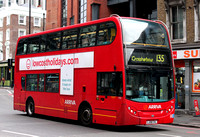 Route 135, Arriva London, T15, LJ08CVL, Old Street