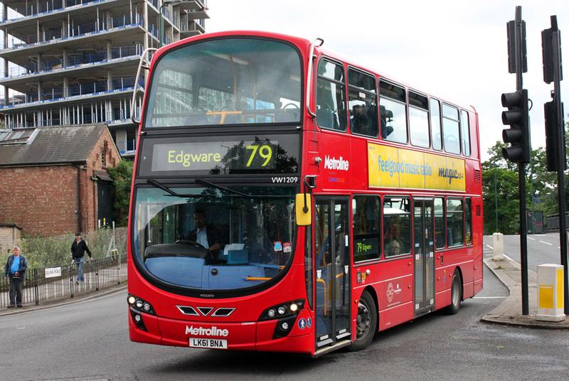 London Bus Routes Route 79 Alperton Sainsbury S