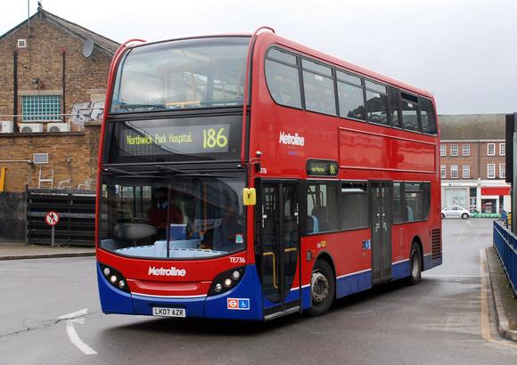 London Bus Routes Route 186 Brent Cross Northwick