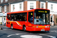 Route R11, First Centrewest, DMS470, LT02ZDD, Orpington