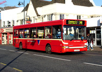 Route 248, Blue Triangle, DP191, EJ52WXE, Romford