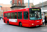 Route B13: New Eltham - Bexleyheath, Shopping Centre