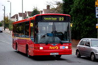 Route R9, First Centrewest, DM41264, T264JLD, Orpington