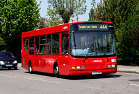 Route 444, Arriva London, DWL51, LF52UOC, Chingford