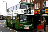 Route 293, London Country, AN118, MPJ218L, Morden