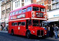 Route 208, London Transport, RM2094, ALM94B, Bromley
