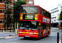 Route 10, First London, VNL32263, LT52WWJ