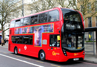 Route 14, Go Ahead London, EH110, YY66OZS, Hyde Park Corner