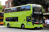 Route 498, Stagecoach London 10301, YY15OYS, Brentwood