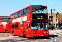 Route 417, Arriva London, VLA35, LJ53BEO, Clapham Common