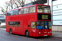 Route C3, Abellio London 9812, LG52HWN, Earl's Court