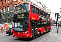 Route 14, Go Ahead London, WVL66, LF52ZTL, Shaftesbury Avenue