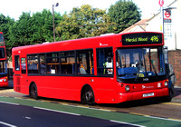 Route 496, East London ELBG 34316, LX51FGZ, Romford