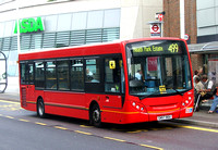 Route 499, Arriva Southend 3997, GN57BOU, Romford