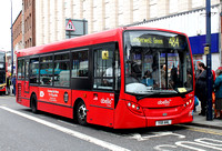 Route 484, Abellio London 8338, YX11AHL, Lewisham