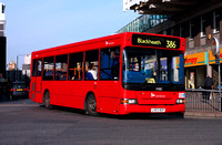 Route 386, Selkent ELBG 34382, LX03BZP, Woolwich