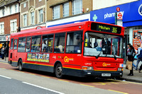 Route 355, Go Ahead London, LDP257, SN53KKR, Tooting