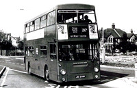 Route 280A: Tooting Broadway - Walton On The Hill