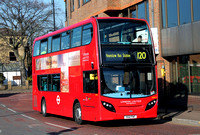 Route 120, London United RATP, ADE12, YX12FNT, Hounslow