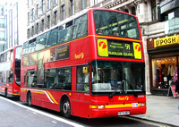 Route 91, First London, TN32874, V874HBY, The Strand