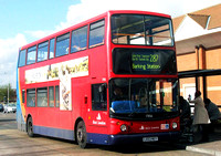 Route 287, East London ELBG 17856, LX03NEY, Rainham