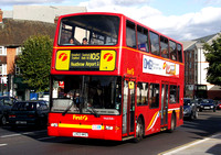 Route 105, First London, TN33281, LK03NKG, Greenford