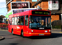 Route 410, Arriva London, ADL64, W464XKX, Croydon
