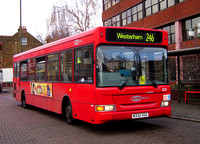 Route 246, Metrobus 332, W332VGX, Bromley