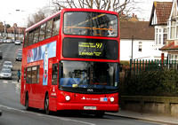 Route 97, East London ELBG 17575, LV52HFH, Chingford