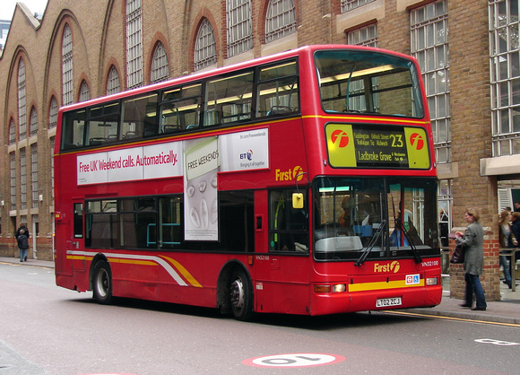 London Bus Routes Route 23 Liverpool Street
