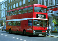 Route 135, London Northern, M1485, VRG419T, Archway