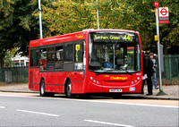 Route 440, NCP Challenger, ADS07, SK07HLV, Turnham Green