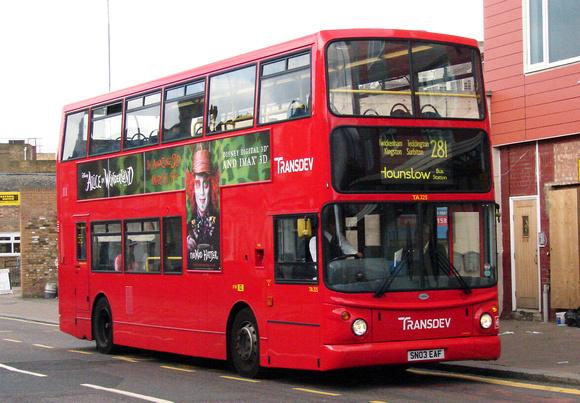 281 Bus Route Map Kingston