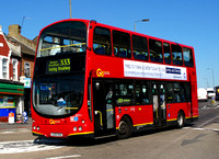 Route 333, Go Ahead London, WVL2, LG02KGU, Tooting