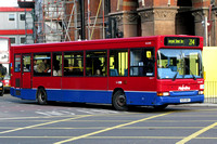 Route 214, Metroline, DLD125, V125GBY, Euston Road